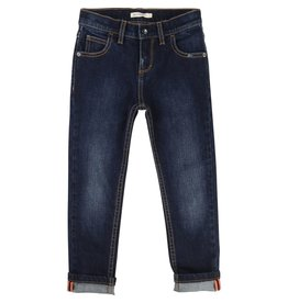 Billy Bandit Billy Bandit Denim pants with fancy treatment