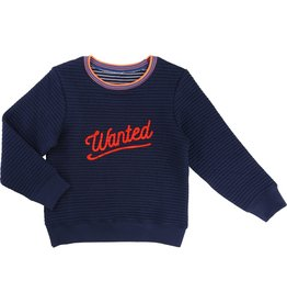 Billy Bandit Billy Bandit Tubic quilted cotton jersey sweatshirt - Wanted