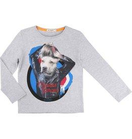 Billy Bandit Billy Bandit Cotton jersey tee shirt- Mauvais Garcon