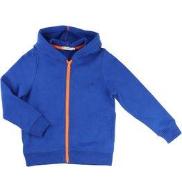 Billy Bandit Billy Bandit Cotton fleece sweatshirt with hood