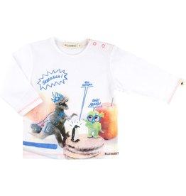 Billy Bandit Billy Bandit Cotton jersey tee-shirt