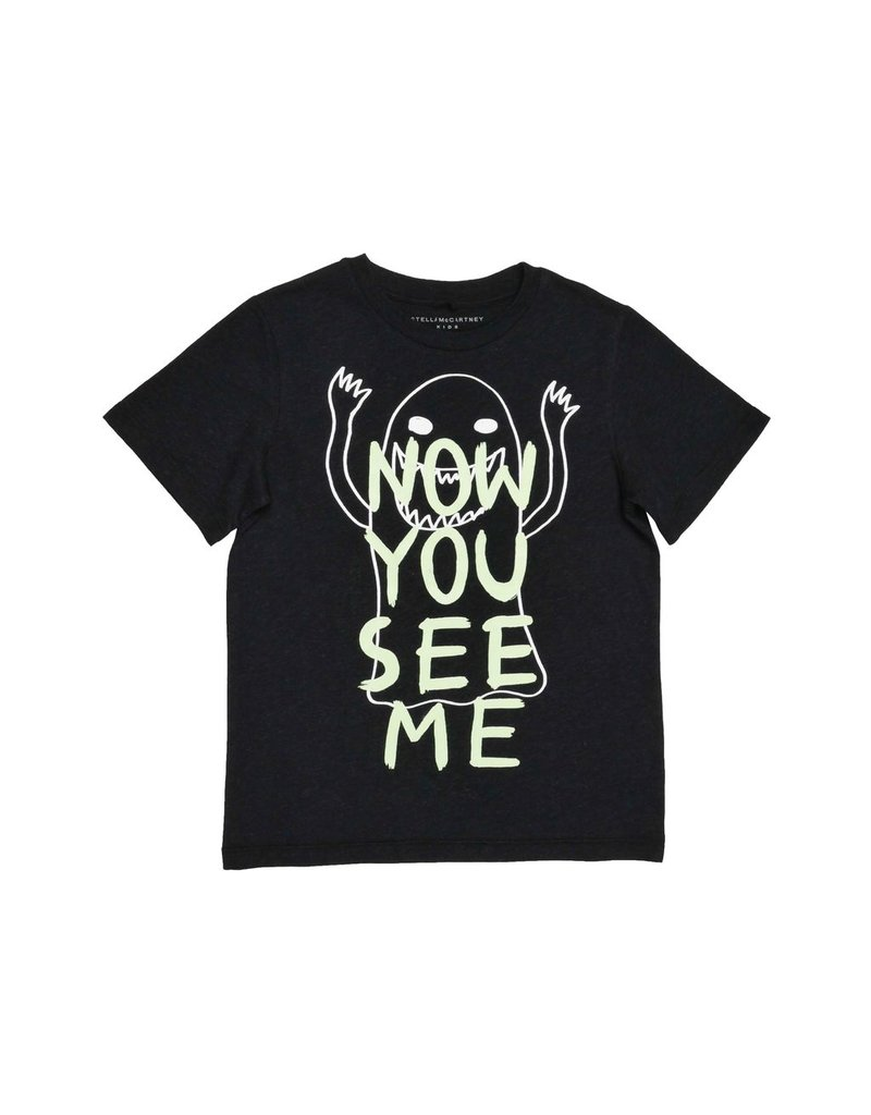 Stella McCartney Kids Stella McCartney Kids Arrow Now you See Me Tee