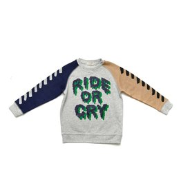 Stella McCartney Kids Stella McCartney Kids Billy Ride or Cry Sweater