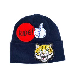 Stella McCartney Kids Stella McCartney Kids Alf Hat with badges