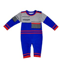 Stella McCartney Kids Stella McCartney Kids Hoot Motorbike Overall