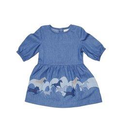 Stella McCartney Kids Stella McCartney Kids Skippy Baby Dress