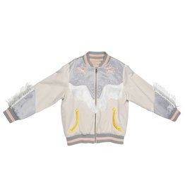 Stella McCartney Kids Stella McCartney Kids Dot Cowgirl Bomber