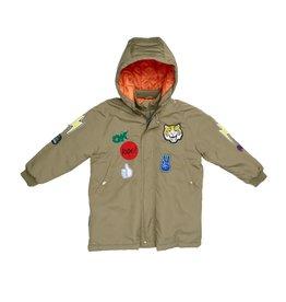 Stella McCartney Kids Stella McCartney Kids Stan puffer Jacket