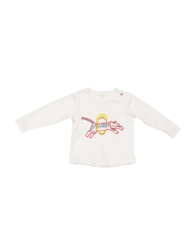 Stella McCartney Kids Stella McCartney Kids Sandy Tiger Tee