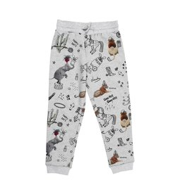 Stella McCartney Kids Stella McCartney Kids Zachary Roll Up Trouser