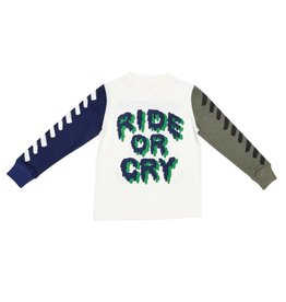 Stella McCartney Kids Stella McCartney Kids Gene Ride of Cry Tee