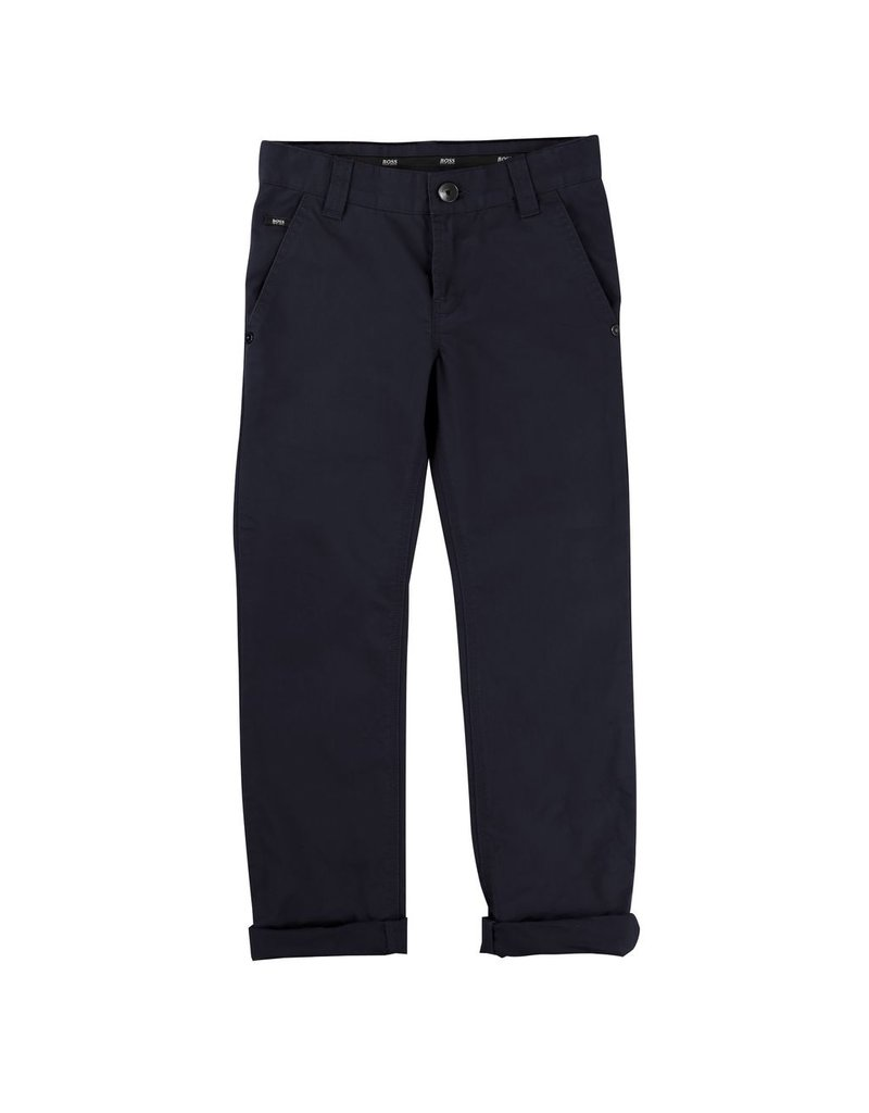 Hugo Boss BOSS Twill pants, 5 pockets