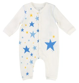 Little Marc Jacobs Little Marc Jacobs Interlock cotton pyjamas-Stars