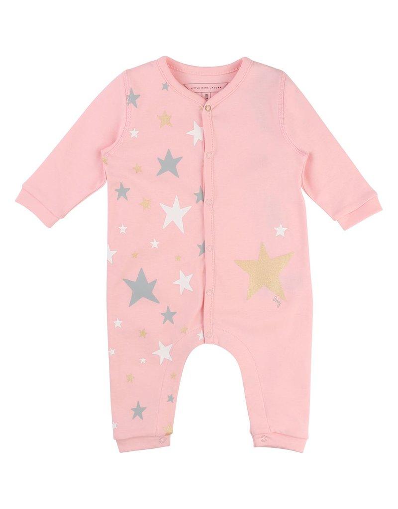 Little Marc Jacobs Little Marc Jacobs Interlock cotton pyjamas-Stars