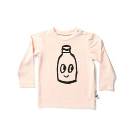 Minti Minti MILK BOTTLE BABY LS TEE