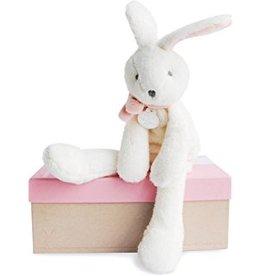 Doudou et Compagnie Doudou et Compagnie CHIC Rabbit 30cm - Pink