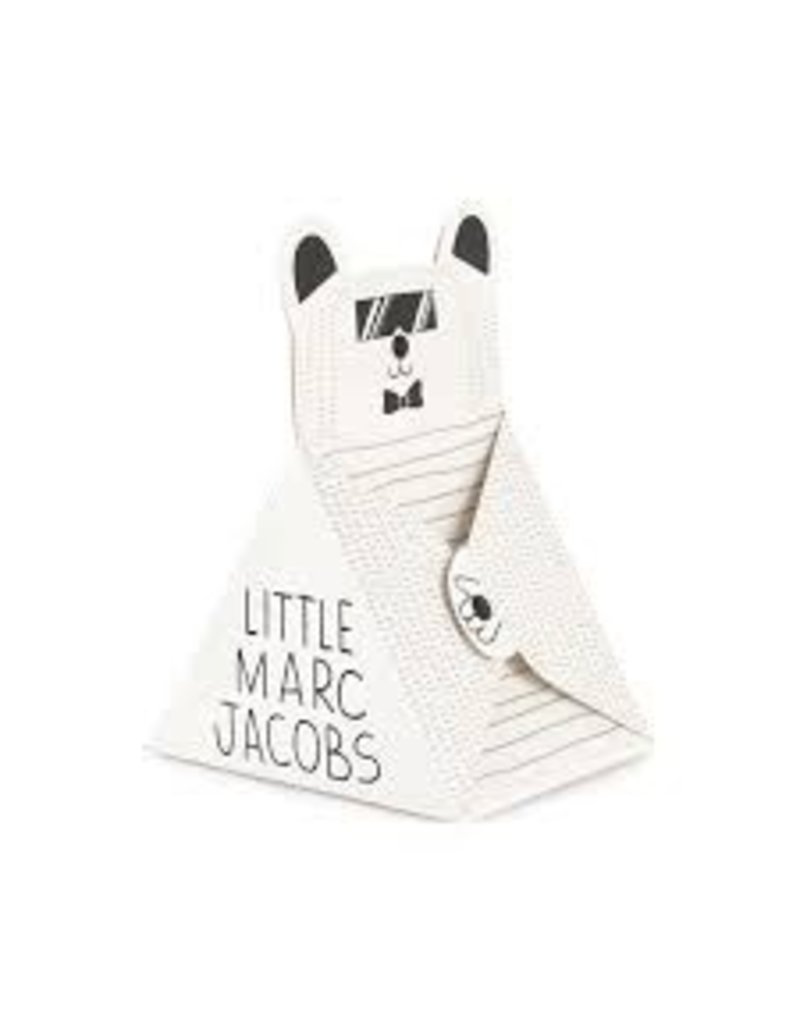 Little Marc Jacobs Little Marc Jacobs Set of interlock hat and sleepers
