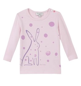 Paul Smith Junior Paul Smith Junior Manon Bunny Tee Shirt