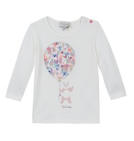 Paul Smith Junior Paul Smith Junior Maeva LS Tee Shirt