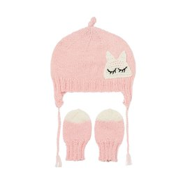 Acorn Acorn Infant Cashmere Set (Pink)