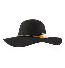 Acorn Acorn Luella Wool Floppy Hat