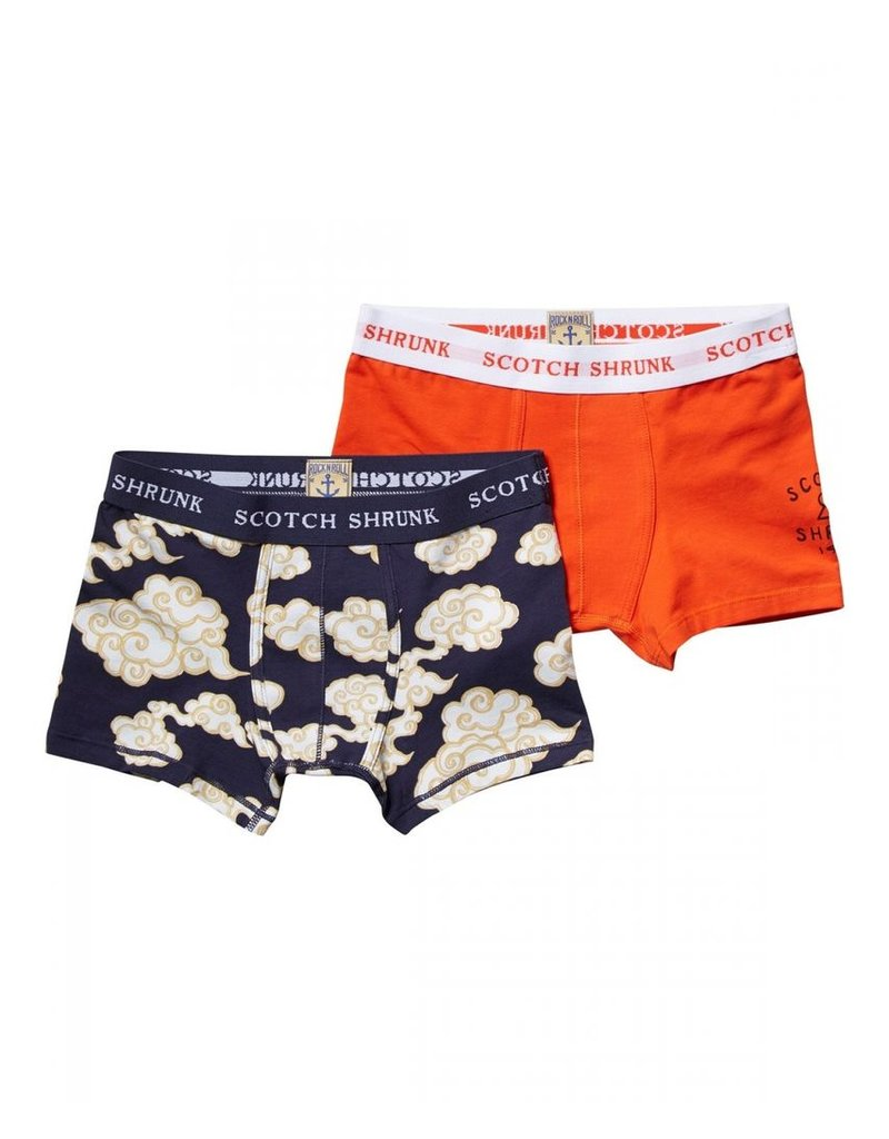 Scotch Shrunk Scotch Shrunk 2 Pack Underwear
