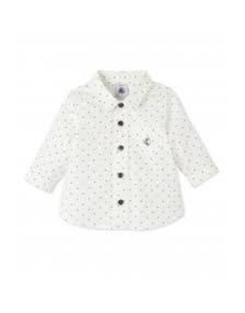Petit Bateau Petit Bateau Shirt with polka dots