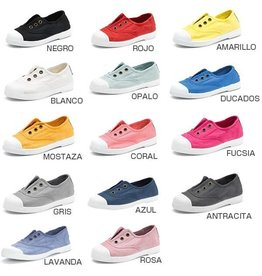 Natural World Natural World Ingles Elastico Shoes