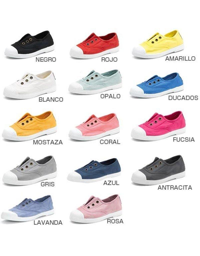 Natural World Natural World Ingles Elastico Shoes