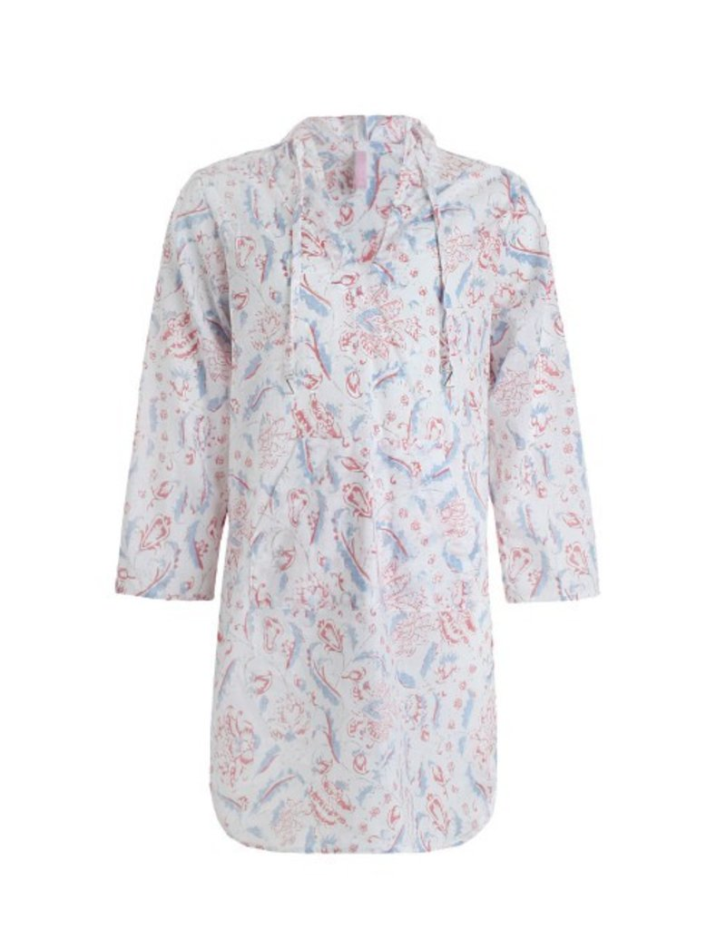 Zimmermann Zimmermann Zephyr hooded dress