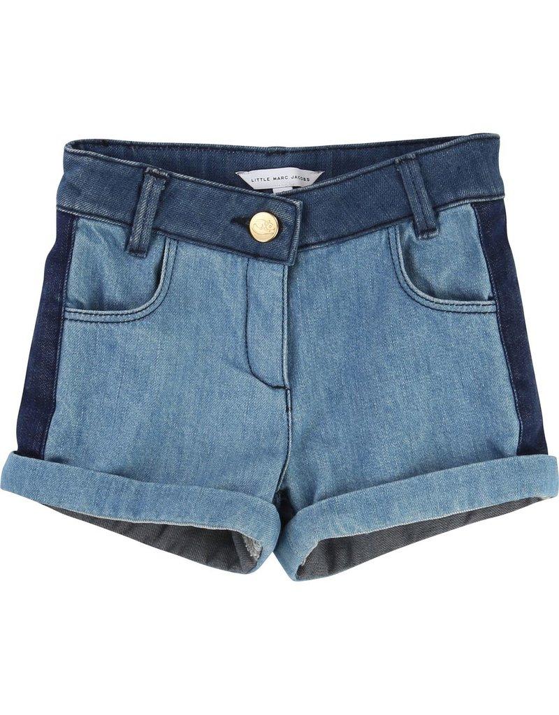 Little Marc Jacobs Little Marc Jacobs Denim Shorts
