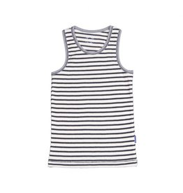 Claesens Claesens Singlet Night Stripes