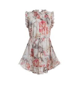 Zimmermann Zimmermann Mercer Floral Flip Dress