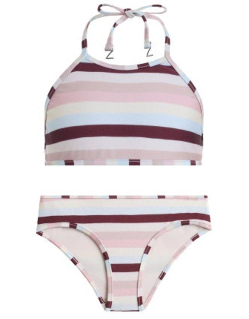Zimmermann Zimmermann Stripe Bikini