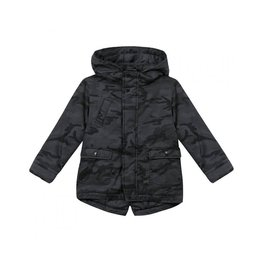 Junior Gaultier Junior Gaultier THIBAULT Parka removable Gilet