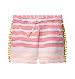 Scotch Rbelle Scotch Rbelle Fringed beach shorts