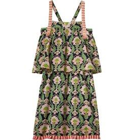 Scotch Rbelle Scotch Rbelle Layered beach dress with tassles