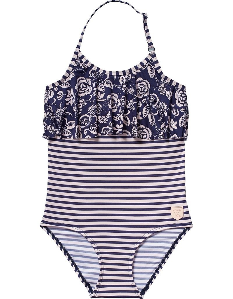 Scotch Rbelle Scotch Rbelle Bathing suit with ruffle