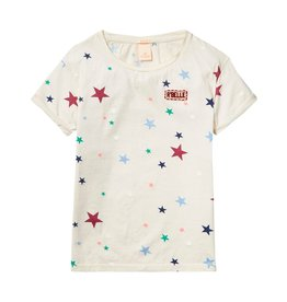 Scotch Rbelle Scotch Rbelle Tee with star print