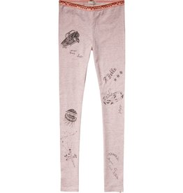 Scotch Rbelle Scotch Rbelle Legging with artwork