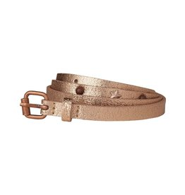Scotch Rbelle Scotch Rbelle Belt in metal leather quality