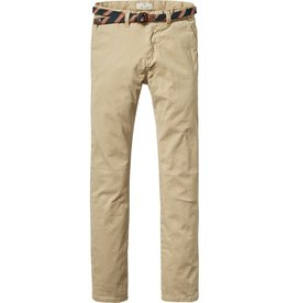 Scotch Shrunk Scotch Shrunk Slim fit garment dye chino