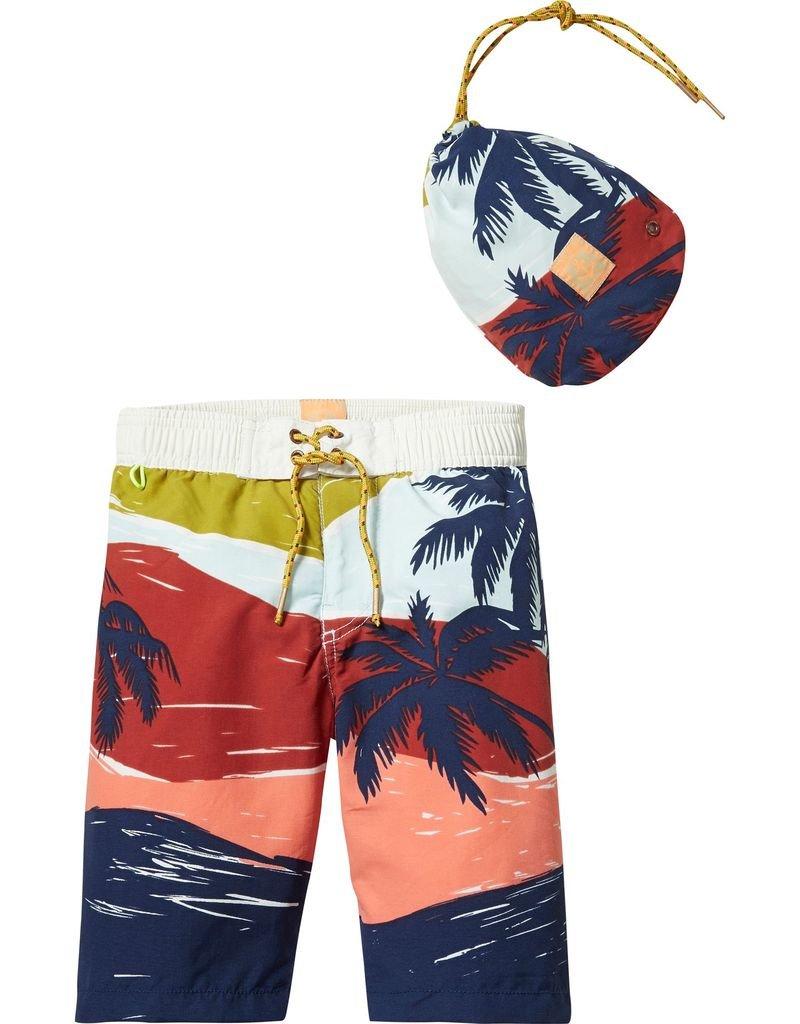 Scotch Shrunk Scotch Shrunk Special edition surfy board shorts