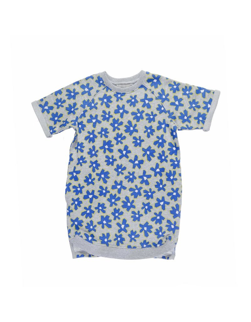 Stella McCartney Kids Stella McCartney Kids MARGOT DRESS W/FLOWERS PRINT