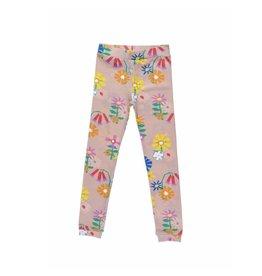 Stella McCartney Kids Stella McCartney Kids TULA LEGGINGS FLOWERS PRINT