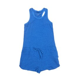 Stella McCartney Kids Stella McCartney Kids BRAMBLES SHORT LINEN ALLINONE