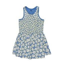 Stella McCartney Kids Stella McCartney Kids MIMOSA DRESS GRAPHIC FLOWER PRINT