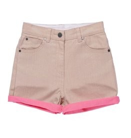 Stella McCartney Kids Stella McCartney Kids BLAKE GIRL SHORTS CONTRAST COLOR