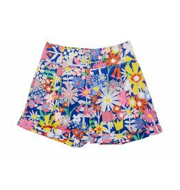 Stella McCartney Kids Stella McCartney Kids HANNAH SHORTS COLLAGE FLORAL