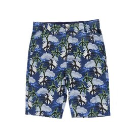 Stella McCartney Kids Stella McCartney Kids LUCAS SHORT HAWAIIN PRINT